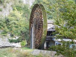Water Turbine of Honjo