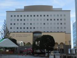 Hotel Terrace the square Hitachi
