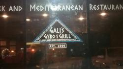 ‪Gali's Gyro and Grill‬