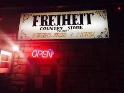 Freiheit Country Store