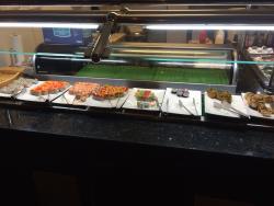 Tj Buffet Sushi & Grill Inc