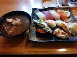 Fish Market and Sushi Ebisu Levante Tarumi