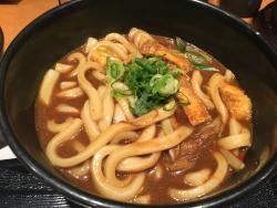Curry Udon Senkichi Shibuya Dogenzaka