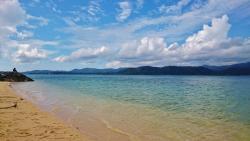 Kubazaki Beach