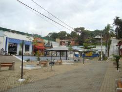 Aguas de Sao Pedro Promenade