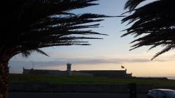 Fortaleza de Sao Juliao Da Barra