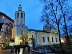 All Saints Church at Sokol