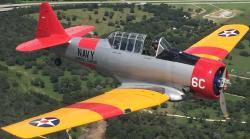 Texan Warbird Adventures
