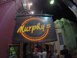 Murphy's Bar Santorini