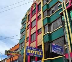 Gran Hotel Bolivia