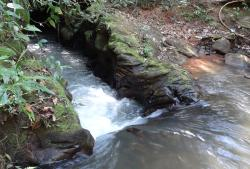 agua bonita do canyon