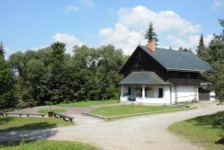 Pawilon Wejściowy Pienińskiego Parku Narodowego