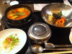 Korean cuisine Mabi no daidokoro