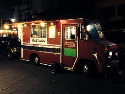 Prikio Matvagn Food Truck