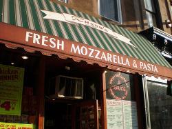 Russo Mozzarella and Pasta