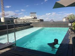 Very nice hotel in the heart of Sandton
