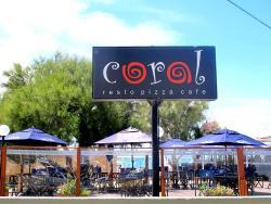 Coral Resto y Cafeteria- Parador Balneario con Vista al Mar