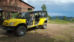 WildSide 4x4 Tours