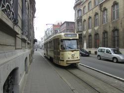 Antwerp Tram