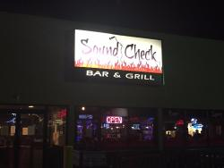 Sound Check Bar & Grill