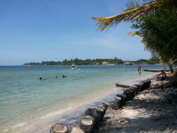 Praia da Ilha do Goió