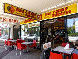 Big Chief Burgers