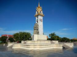 ‪Cambodia-Vietnam Friendship Monument‬