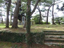 Tamaki Hanmigi Emon Monument