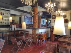 Baba's Wood Cafe Goa