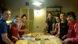 Chianti Cooking Experience
