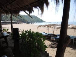 Blue Lagoon - Cola Beach - Goa