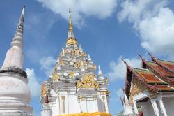 Wat Phra Boromathat Chaiya