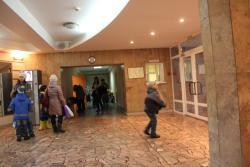 Workmen Russian Drama Theater