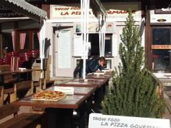 Snowfood La Pizza Gourmande