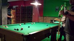 Informal Snooker Bar