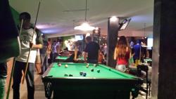 Informal Snooker Bar