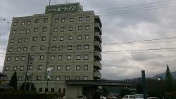 Hotel Route Inn Nakatsugawa Inter