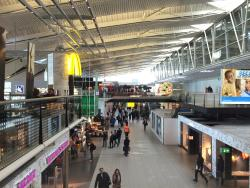 McDonalds Schiphol Airport