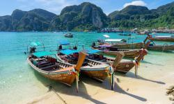 Great, quiet place to stay on Phi Phi