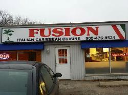 Fusion italian caribbean cuisine
