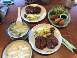 Gyutan Sumiyaki Rikyu Natori