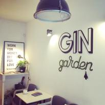 ‪GIN garden Bar & Kitchen‬