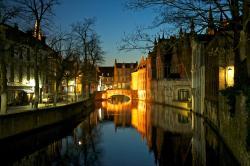 Bruges by night Free Walking Tour