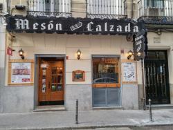 Meson Calzada