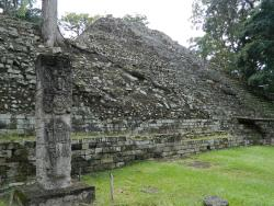 Pyramid over Rosalila Temple