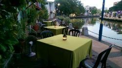 River View Cafe Melaka