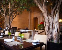 The Garden at The Four Seasons