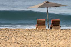 Playa del Hotel Escondido