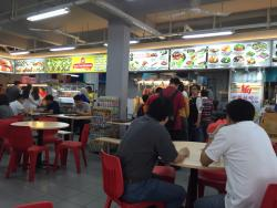 Mega Food Court