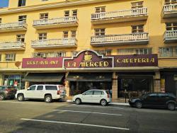 Cafe la Merced
